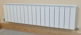 aluminium radiators Ireland
