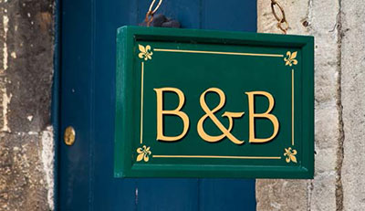 B&B costs